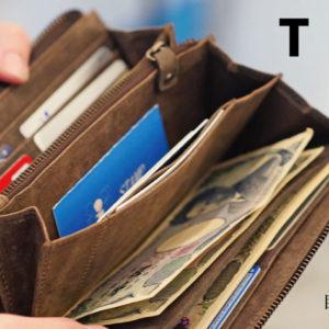 公式オンラインショップにて、makuake革小物カテゴリの過去最高額を記録した財布「TIDY」 販売開始!