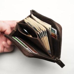 【クラウドファンディングmakuake 第三弾】一度持つと手放せない。整頓×コンパクト×スピーディ。育てる財布TIDY mini プロジェクト始動!