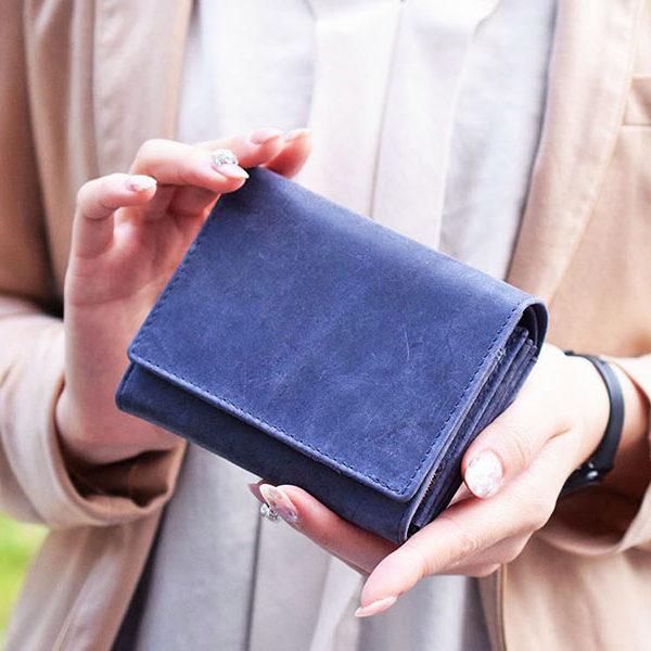 二つ折り財布 Folio