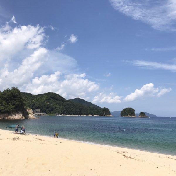 【スタッフ日記】京都「おっぱま海岸」が最高すぎる!プライベートビーチを満喫してきました♪